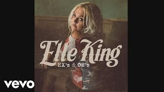 Video Elle King - Ex's & Oh's (Audio) download MP3, 3GP, MP4, WEBM, AVI, FLV Mei 2018