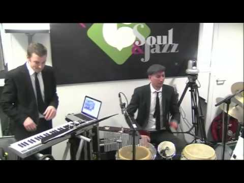 B-Movie Orchestra - Apache (Incredible Bongo Band cover / Zwarte Lijst Classic)