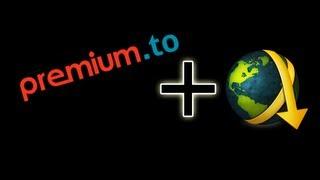 JDownloader 2 installieren und Premium.to Account einfügen