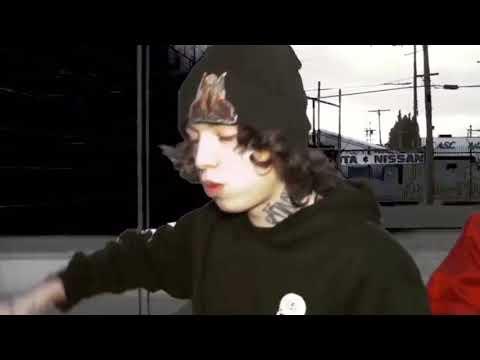 Ethan Cutkosky X Lil Xan
