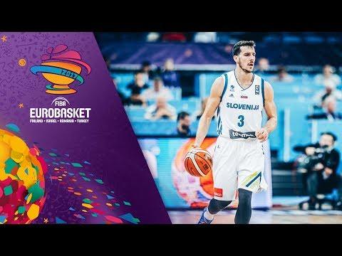 Goran Dragic (30pts, 4ast) with an amazing start to the FIBA EuroBasket 2017!