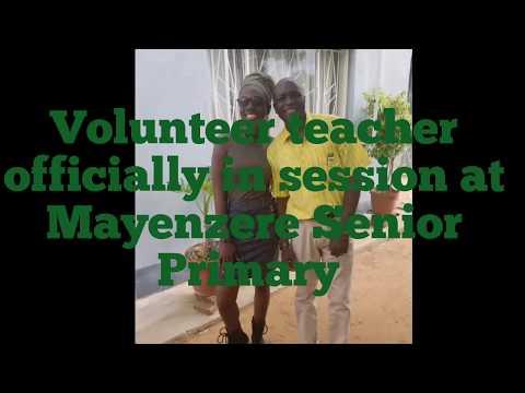 Volunteer School life: Mayenzere village in Namibia