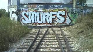 GRAFFITI SMURF RTG