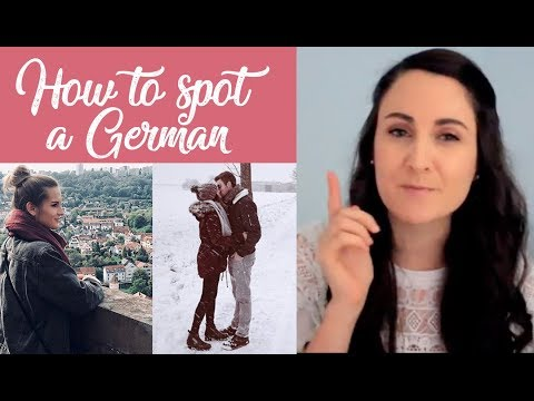 HOW TO SPOT A GERMAN | German fashion/style