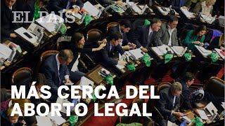 ABORTO ARGENTINA | La Cámara de Diputados aprueba la LEGALIZACIÓN del aborto
