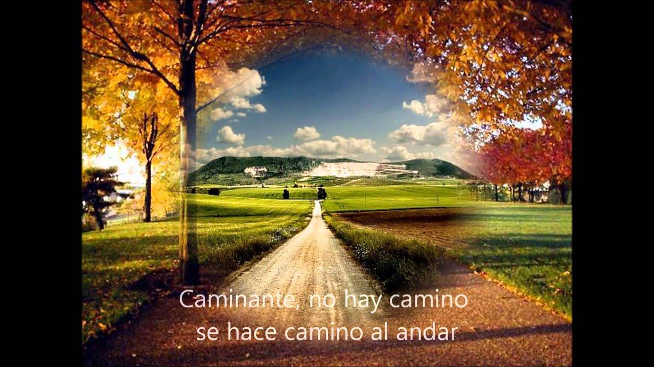 Caminante No Hay Camino Youtube Newhairstylesformen2014 Com