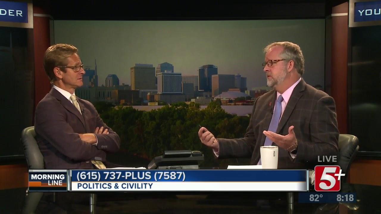 MorningLine: Politics & Civility P.2