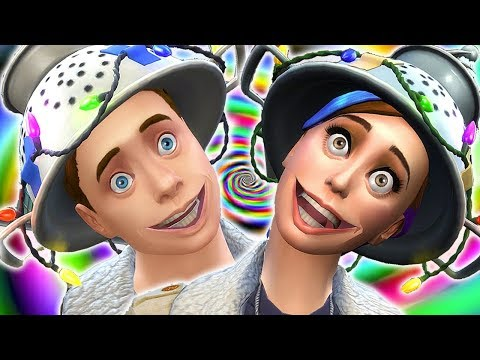 The Sims 4 ...but EVERYONE IS STRANGE thumbnail