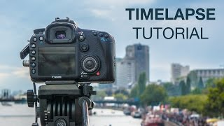 How to make a 4K timelapse film (Tutorial)(Camera and Gear that we can recommend: http://goo.gl/6C9IjP DSLR filmmaking tutorial
