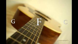 G Mixolydian Guitar Backing Track