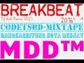 codetSBD mixtape Feat irfanSBD Mix = BREAKBEAT v 7