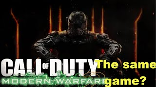 Is Black Ops 3 doomed to be the New Modern Warfare 2?