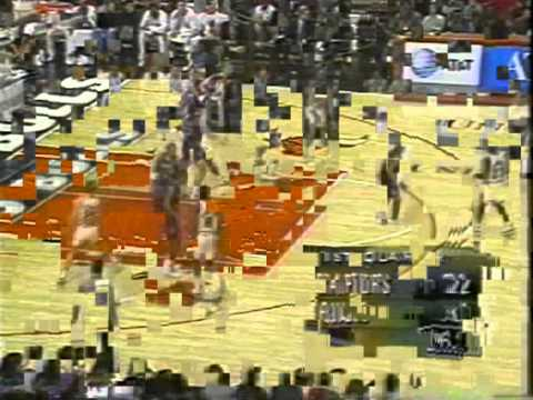 95/96 Chicago Bulls vs Toronto Raptors (22.12.1995.)
