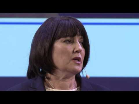 Beauty in the Brave | Kathy Kelly | TEDxMacquarieUniversity