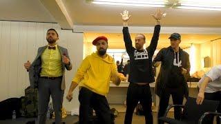 Baixar Boyband x RebellComedy x Flying Steps | Noch 15 Wochen bis Showtime