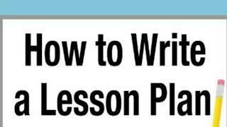 How make social science lesson plan  for btc/deled
