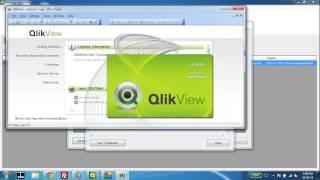 إنشاء Qlikview لوحة أجهزة القياس باستخدام SAP BW الاستعلام