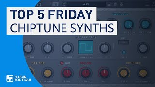Top 5 Chiptune Synths