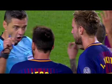 Lionel Messi vs Juventus UCL Home 2017 18 HD 1080