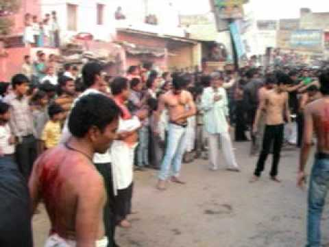 Azadari of khurja 2011
