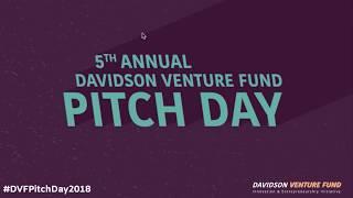2018 Davidson Venture Fund Pitch Competition Mp3