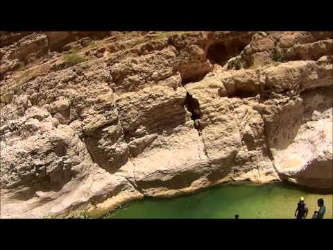 Oman   Wadi Shab & Sinkhole   June 2014