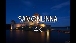 Drone Footage |  Savonlinna (4K)