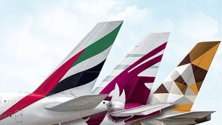 Top 10 Airlines - Top 10 Airlines in Middle East 2016