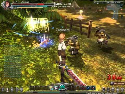 アクション オンラインゲーム