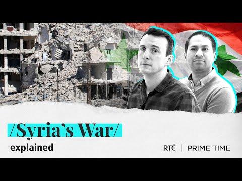 Syria's War  