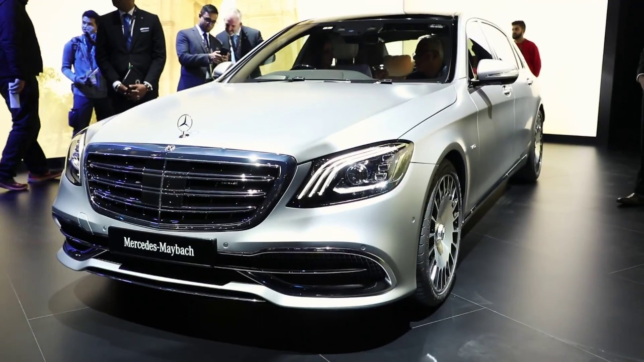 Mercedes Benz S650 Maybach Launched In India At Rs 2 73 Crore