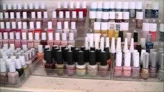 Nail salon in tokyo