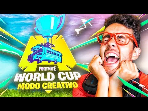 REACCIONANDO a la WORLD CUP de Fortnite - TheGrefg
