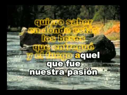 Elizabeth mi amor, Leonardo Favio Karaoke