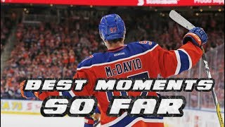 NHL Best Moments So Far 2017-18 (HD)