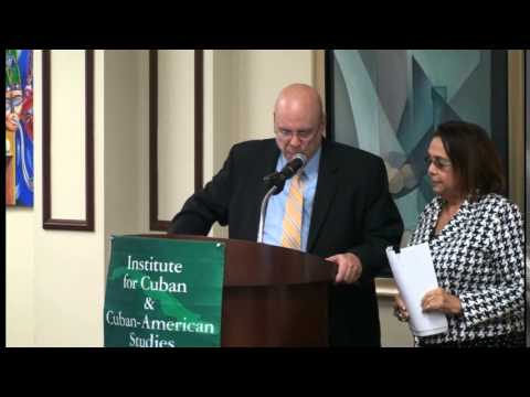 2013 Cuba Industrial Future Seminar Part 1/7
