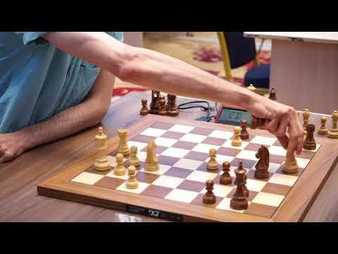 Must watch true sportsman spirit by Jobava in game two blitz against Salgado
