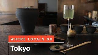 Traditional Japanese tea at Tokyo's Sakurai Tea cafe | Where Locals Go