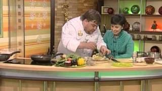 Новогодние рецепты.Салат и десерт от Маэстро