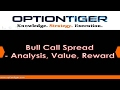 Couple of Examples of Bull Call Spread - Analysis, Value, Reward