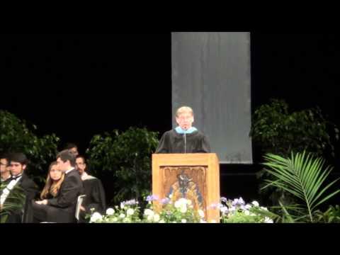 El Toro High School Class Of 2013 Graduation Ceremony