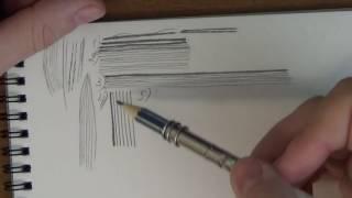 Основы рисунка. Часть 1 - линии