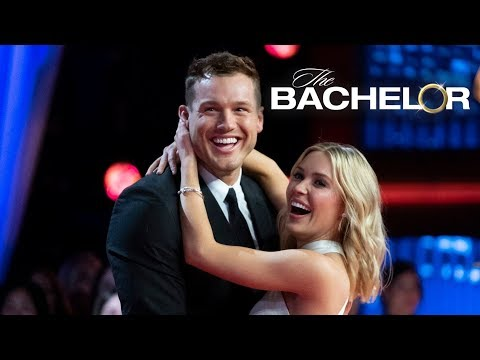 The Bachelor Season 23 Finale - Colton Underwood Finds Love