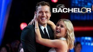 The Bachelor Season 23 Finale - Colton Underwood Finds Love