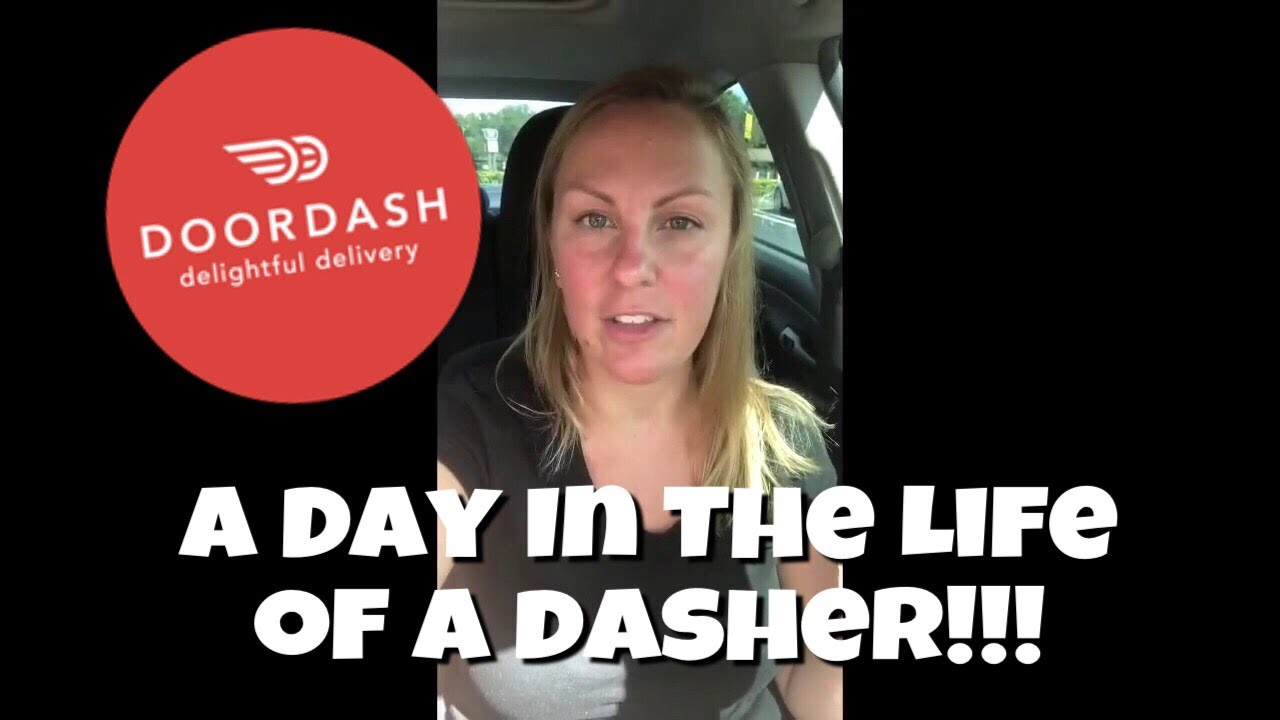 I'm A Dasher! Follow Along With Me - A Day In The Life