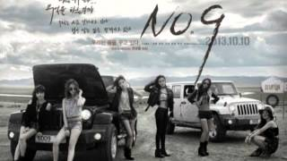 Repeat youtube video T-ARA - Number 9/No. 9 [AUDIO +DL MP3]