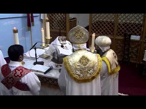 StMarkDC Feast Of Resurrection Liturgy 2014