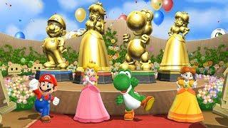 Mario Party 9 Special Step It Up - Everybody Won| Mario, Pea...
