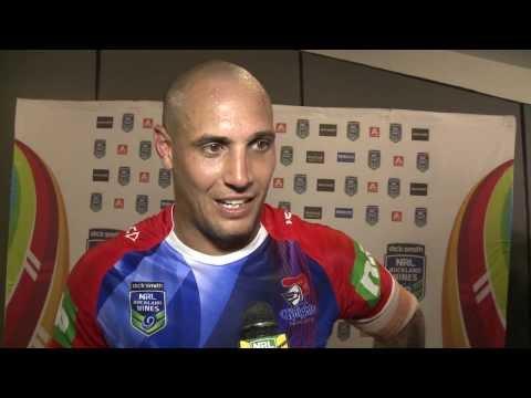 Nines post match interview: Jeremy Smith