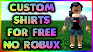 How To Get FREE Shirts In ROBLOX! (For Girls)